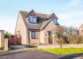 Thumbnail 2 bed detached house for sale in Stamford Lane, Warmington, Peterborough