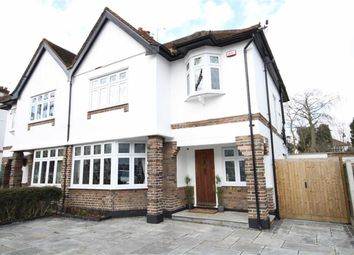Thumbnail 3 bed property for sale in Tudor Avenue, Gidea Park, Romford