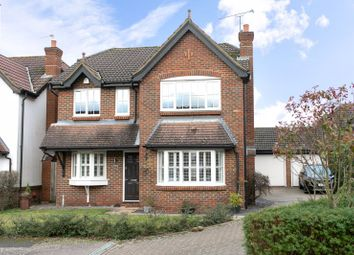 4 bed detached house for sale in Newbury Road, Worth, Crawley, West Sussex RH10