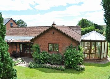 Thumbnail 4 bed detached bungalow for sale in Cullompton