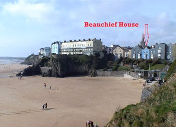 Thumbnail 2 bed flat for sale in Flat 1 Beauchief House, St. Julians Terrace, Tenby, Pembrokeshire