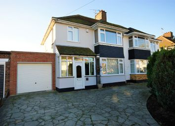 Thumbnail 4 bedroom semi-detached house for sale in Ulster Avenue, Shoeburyness