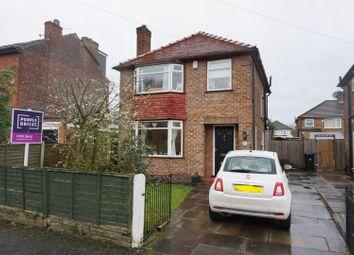 Thumbnail 3 bedroom detached house for sale in Oak Road, Sale