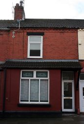 Thumbnail 3 bed terraced house to rent in Park Road, Widnes