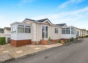 Thumbnail 2 bedroom bungalow for sale in Garden Of England Park, Forstal Lane, Harrietsham, Maidstone