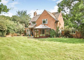 Thumbnail 3 bedroom detached house for sale in Tittleshall Road, Hempton, Fakenham