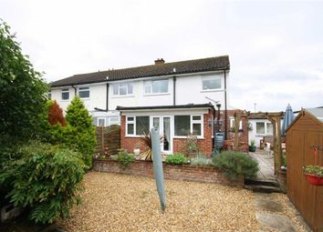 Thumbnail 3 bed semi-detached house for sale in Hungerford Road, Calne, Wiltshire