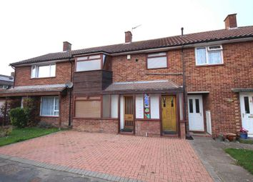 Thumbnail 3 bed terraced house to rent in Wilwood Road, Binfield, Bracknell
