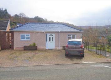 Thumbnail 2 bed detached bungalow for sale in Main Street, Cynwyd, Corwen