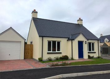 Thumbnail 2 bedroom detached bungalow for sale in Plot No 6, Triplestone Close, Herbrandston, Milford Haven