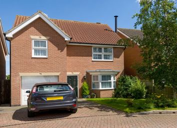 Thumbnail 4 bed detached house for sale in Southwood Park, Driffield