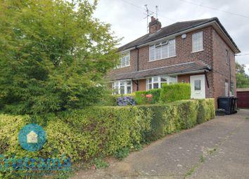 Thumbnail 3 bed semi-detached house for sale in Long Lane, Attenborough, Beeston, Nottingham
