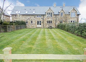 Thumbnail 3 bed semi-detached house for sale in Ellingham, Chathill
