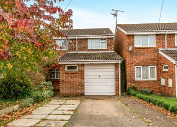 Thumbnail 3 bed detached house for sale in Homestead Way, Northampton