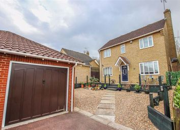 Thumbnail 3 bed detached house for sale in The Elms, Hertford, Herts