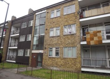 Thumbnail 4 bed flat to rent in Cooks Road, London