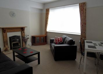 Thumbnail 1 bed flat to rent in First Floor Flat, 84 Gower Road, Sketty, Swansea.