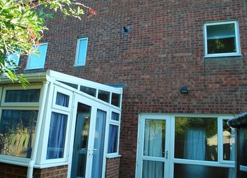 Thumbnail 3 bed terraced house to rent in Pinders Croft Greenleys, Milton Keynes
