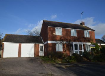 Thumbnail 4 bed detached house for sale in Beeches Close, Woodbury, Exeter, Devon