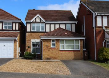 Thumbnail 4 bed detached house for sale in Curlbrook Close, Wootton, Northampton