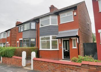 Thumbnail 3 bed semi-detached house for sale in Cheadle Old Road, Edgeley, Stockport