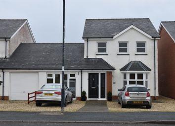 Thumbnail 4 bed link-detached house for sale in Parc Yr Ynn, Llandysul, Ceredigion