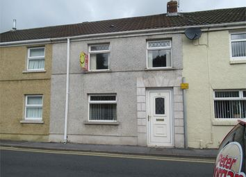 Thumbnail 3 bed terraced house to rent in Bryngwyn Road, Llanelli, Carmarthenshire