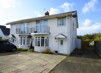 Thumbnail 3 bedroom semi-detached house for sale in Cooden Drive, Bexhill-On-Sea