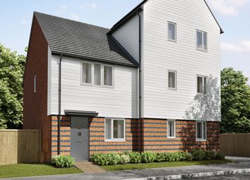 """""""The Harcourt"""" at Sumpter Way, Lower Road, Faversham ME13. 2 bed terraced house for sale"""