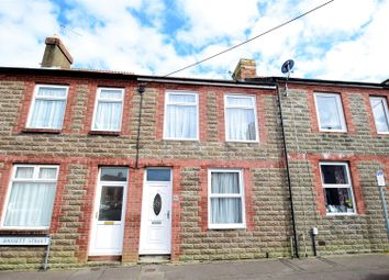 4 bed terraced house for sale in Bassett Street, Barry CF63