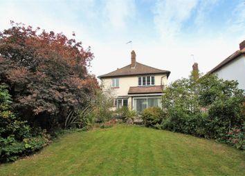 Thumbnail 4 bedroom detached house for sale in Crofton Road, Farnborough, Orpington