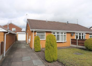 Thumbnail 2 bed bungalow for sale in Helston Avenue, Weston Park