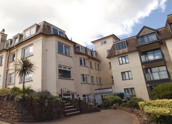 Thumbnail 2 bed flat to rent in Cliff Road, Budleigh Salterton
