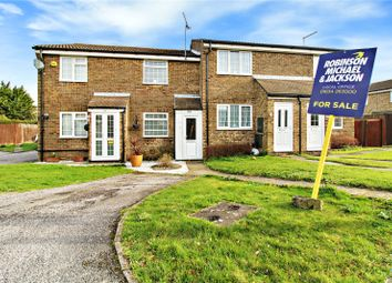 Thumbnail 2 bed terraced house for sale in Hanway, Gillingham, Kent