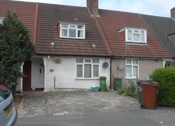 Thumbnail 2 bed terraced house to rent in Hynton Road, Daggenham