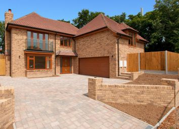 Thumbnail 4 bed detached house for sale in Pegwell Road, Pegwell, Ramsgate