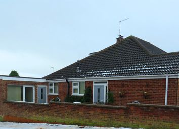 Thumbnail 3 bed semi-detached bungalow for sale in Hillcrest, Cubbington, Leamington Spa