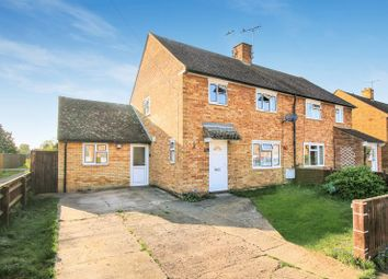 Thumbnail 3 bed semi-detached house for sale in Roberts Road, Haddenham, Aylesbury