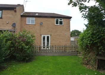 Thumbnail 2 bed town house for sale in Roman Hill, Wigston