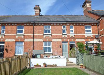 2 bed terraced house for sale in Bellevue Terrace, Cullompton, Devon EX15