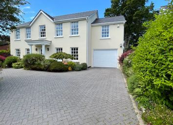 Thumbnail 4 bed detached house for sale in Halcyon House, Portskewett, Monmouthshire