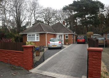 Thumbnail 3 bedroom detached bungalow for sale in Plantation Road, Poole, Dorset