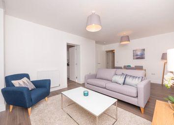 Thumbnail 2 bed flat to rent in Brunswick Road, Hillside