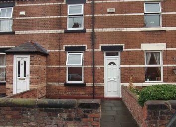 Thumbnail 2 bed terraced house to rent in Hartington Street, Handbridge, Chester