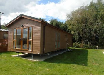Thumbnail 2 bed lodge for sale in Straight Road, East Bergholt, Colchester
