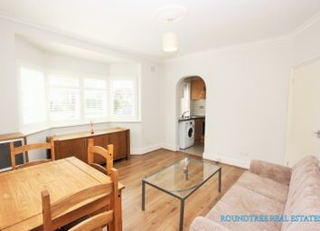 Thumbnail 3 bedroom flat to rent in North End Road, London