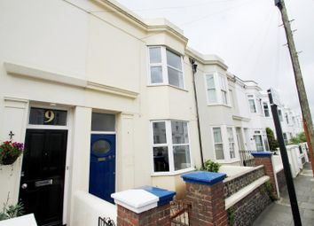 Thumbnail 2 bedroom terraced house to rent in West Hill Street, Brighton