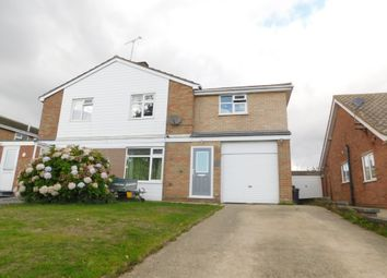Thumbnail 4 bed semi-detached house for sale in Colneis Road, Old Felixstowe