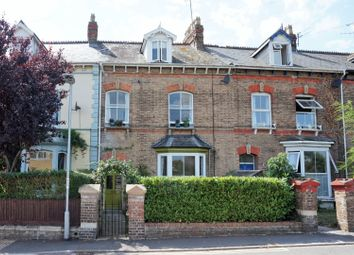 Thumbnail 5 bed terraced house for sale in Staplegrove Road, Taunton