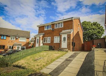 Thumbnail 2 bed semi-detached house for sale in Stone Hill Drive, Blackburn